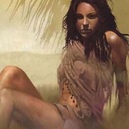 Sand Bride
