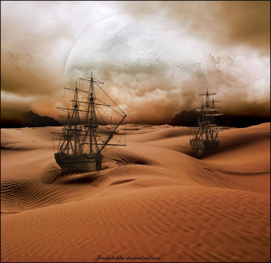 On_dangerous_waters_by_Ruskatukka.jpg