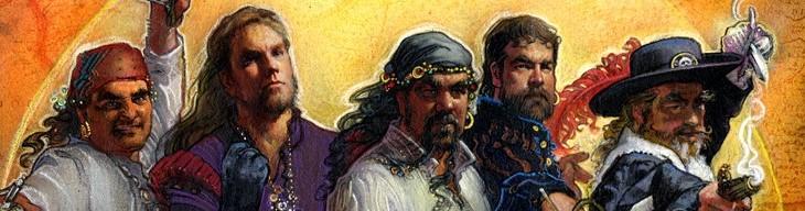 Pirates by teresenielsen