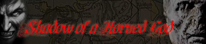 Hornedgod banner
