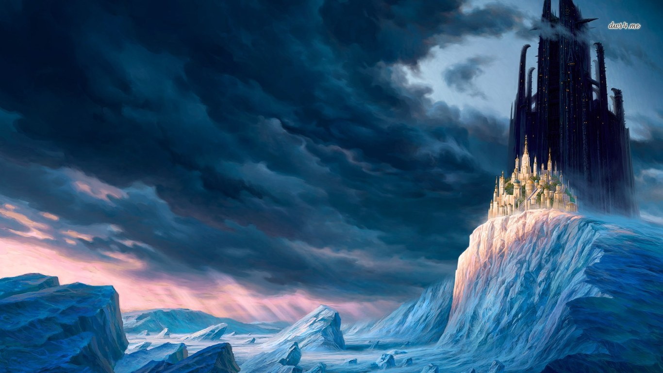 2870-castles-on-a-frozen-planet-1366x768-fantasy-wallpaper.jpg