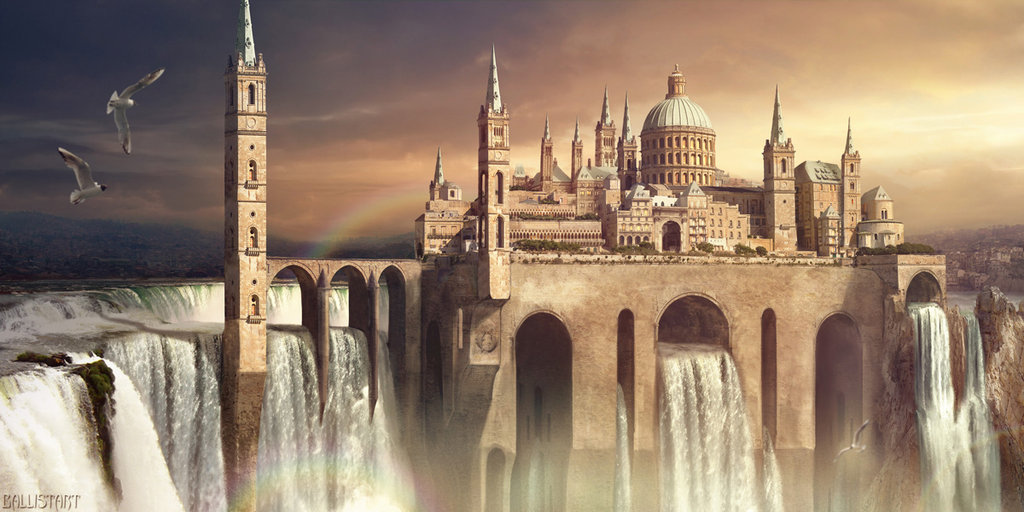 Waterfall_city_by_Sedeptra.jpg