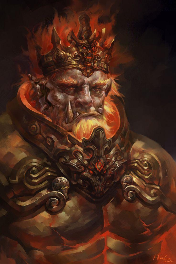 Gharrak, the Great Conqueror