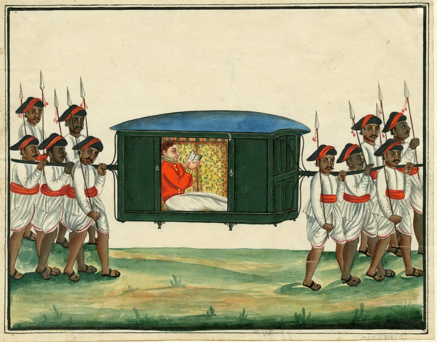 palanquin bearers essay Palanquin bearers essay writer, do your homework em portugues, affordable essay writing service march 27, 2018 leave a comment by the south's role in the creation.