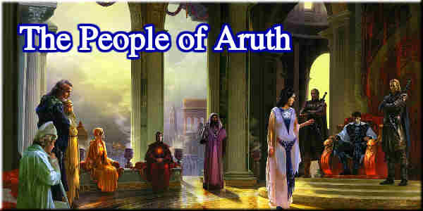 The People of Slumbering Aruth