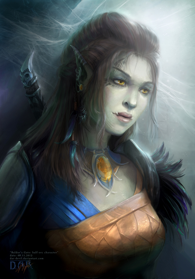 baldur_s_gate_fan_art____half_orc_girl___by_dar_devil-d6u3ig7.jpg