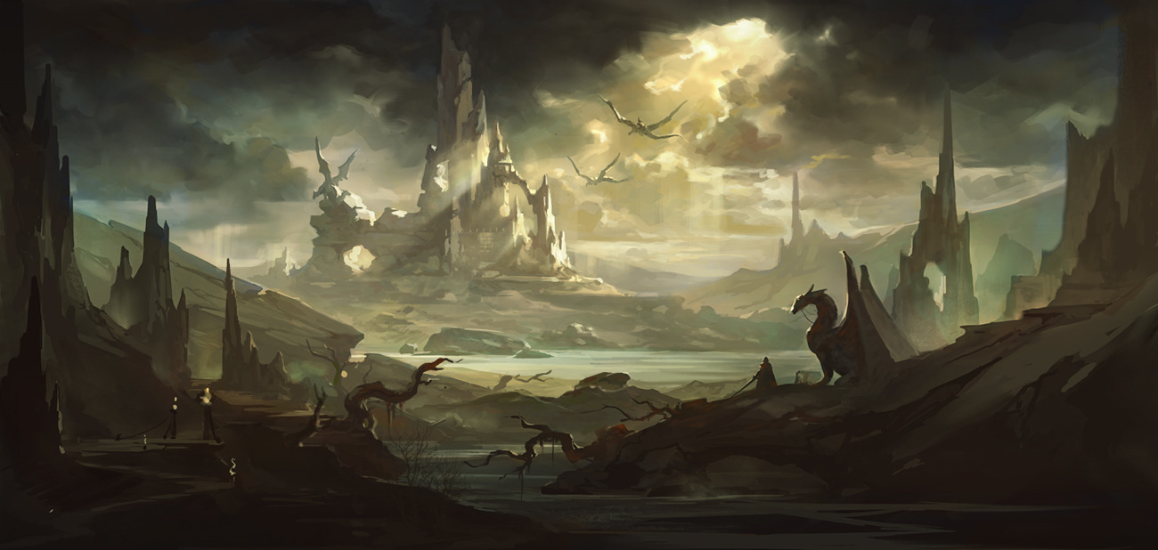 1300x618_12016_Td_33_2d_illustration_fantasy_landscape_dragons_castle_picture_image_digital_art.jpg
