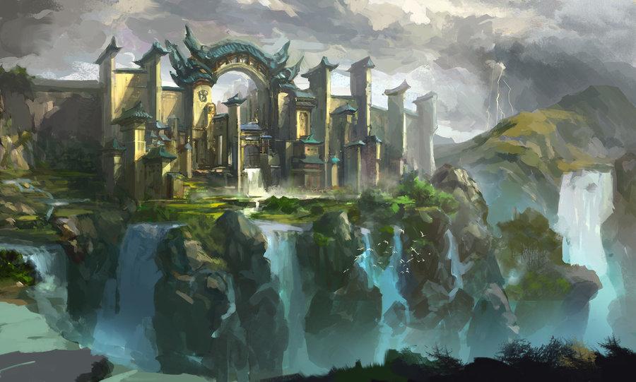 water_city_by_xiaoxinart-d5jhnzj.jpg