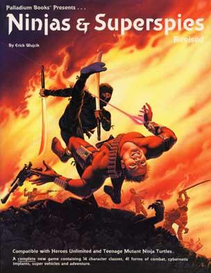 Ninjas superspies