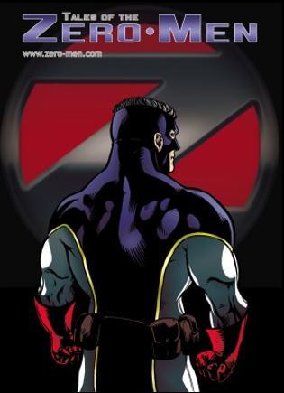 Captain zero poster