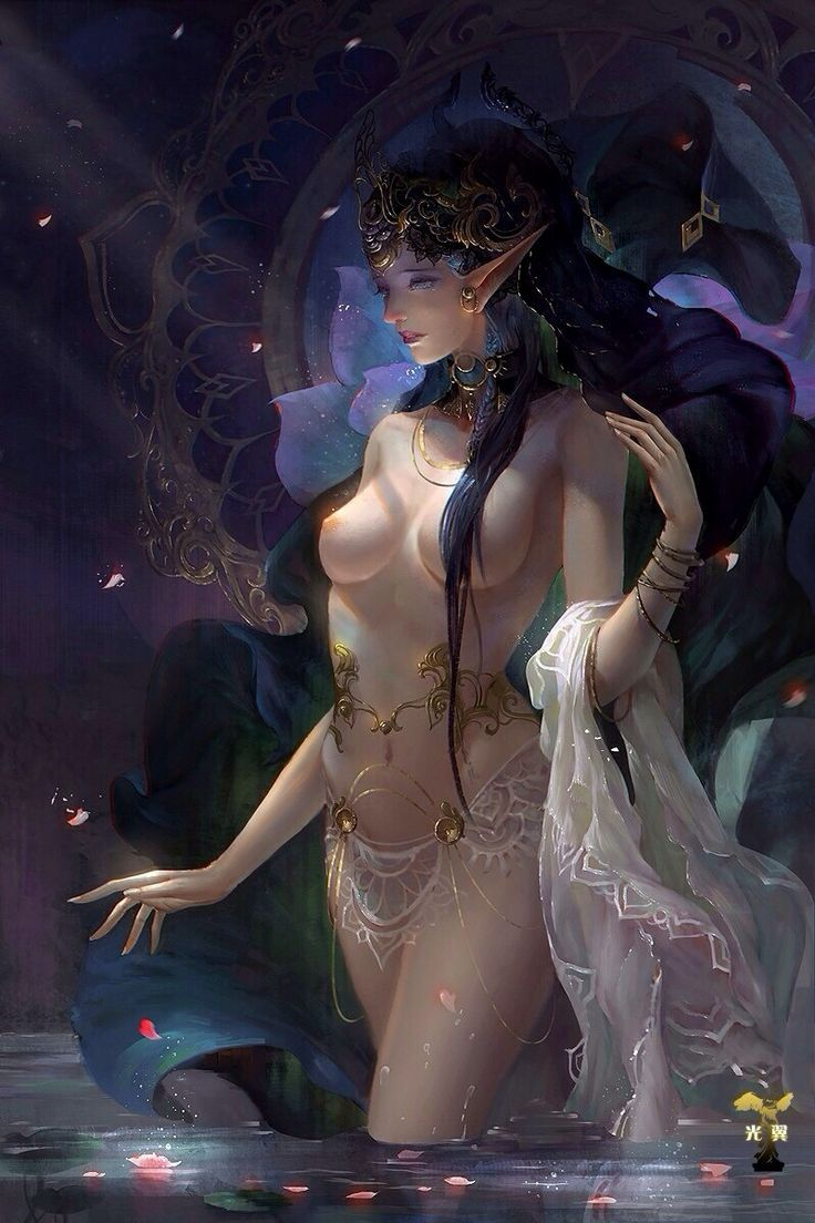 Erotic female fairy warriors nude tube