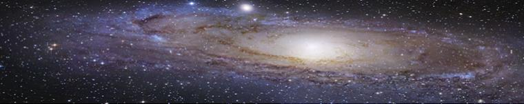 Space banner