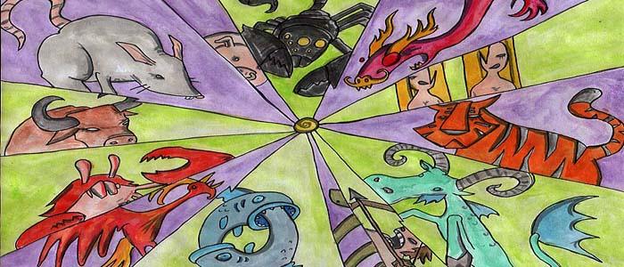 2010 op zodiac war crushed