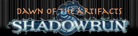 Shadowrun banner
