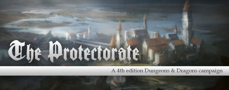 Protectorate banner