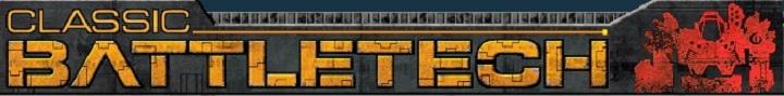 Classic battletech logo