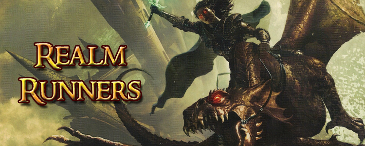 Realm runners banner