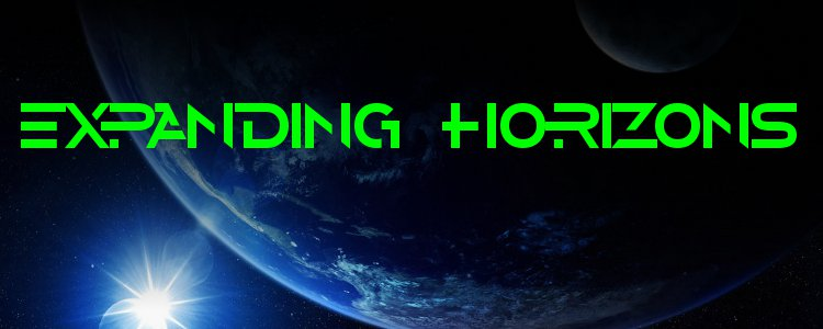 Expanding horizons banner