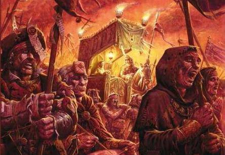 Warhammer les mille trones tome 1 banner