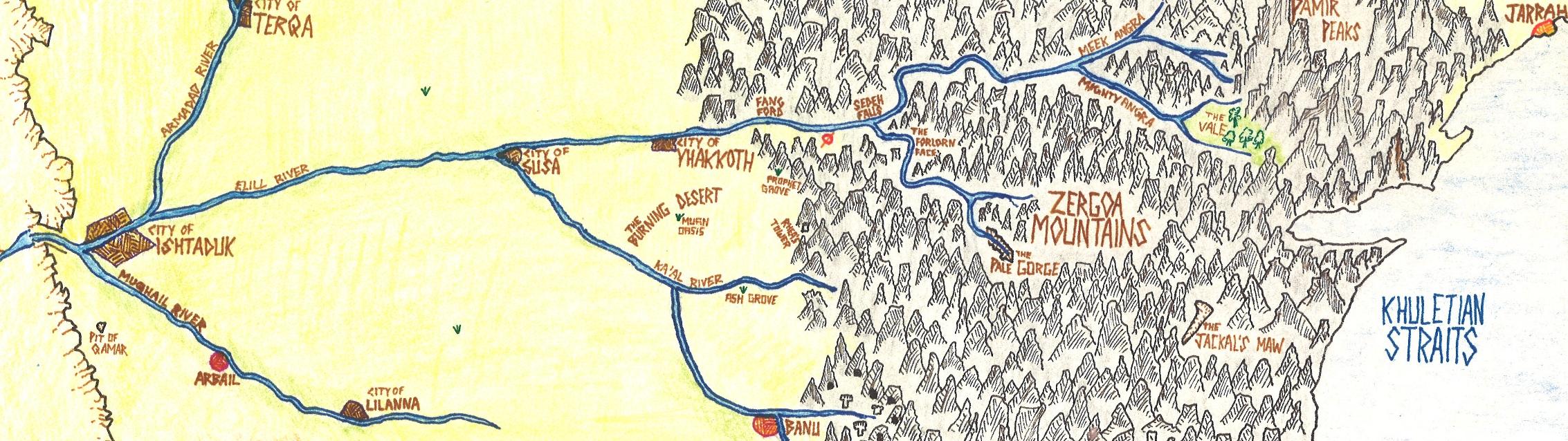 The city states of ishtaduk