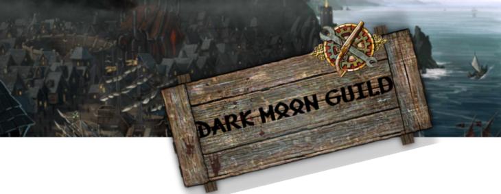 Dark moon guild banner 3