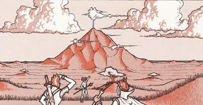White plume mountain03