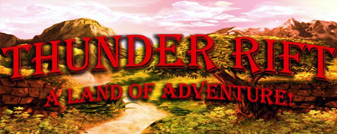 Thunder rift logo