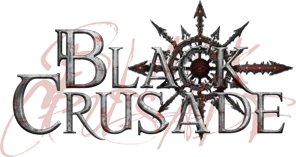 Black crusade logo