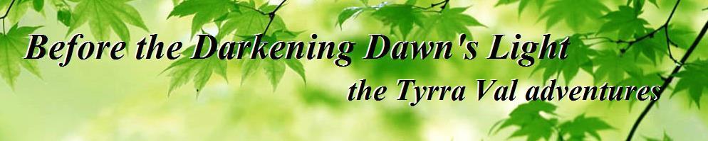 Before the darkening dawn s light icon