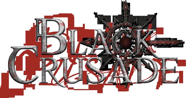 Black crusade logo