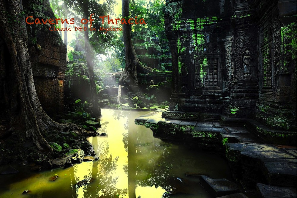 Flooded temple ruinsxx