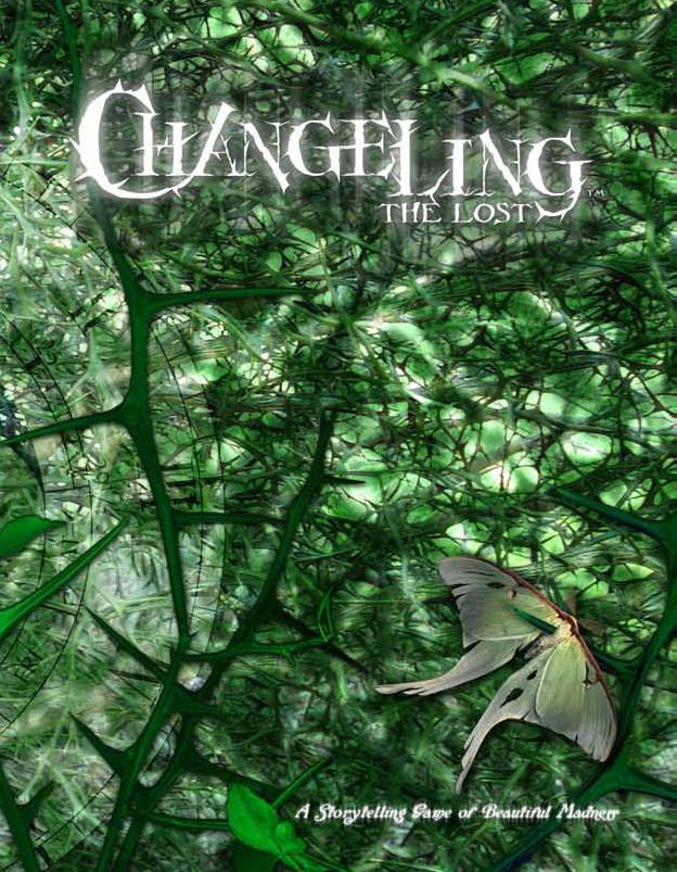 Changeling the lost   core rulebook