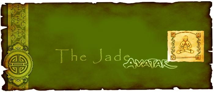 Jade banner