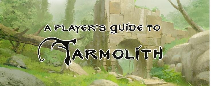 Tarmolith banner