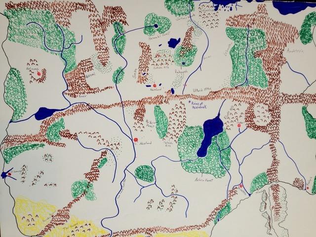 Map blah