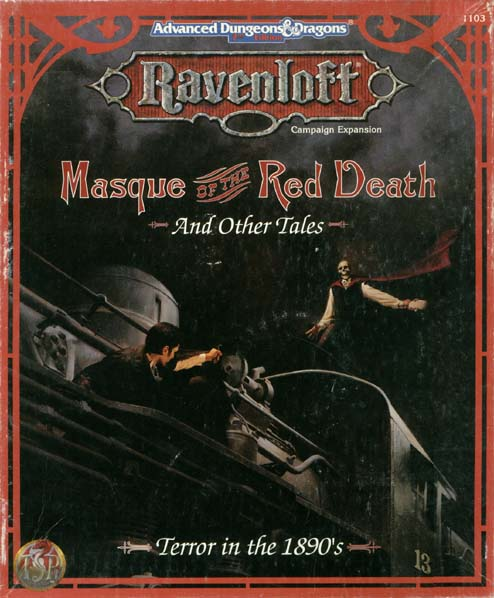 Ravmasqueofthereddeath