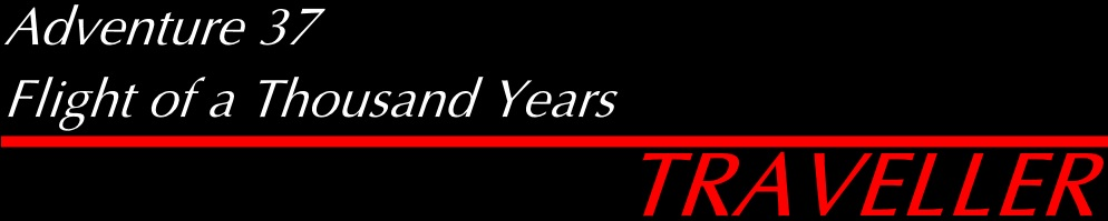 Flight of a thousand years banner
