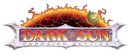 Dark sun logo l