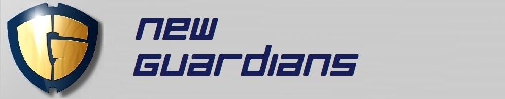 New guardians logo