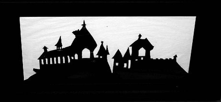 The bulwark of shadow