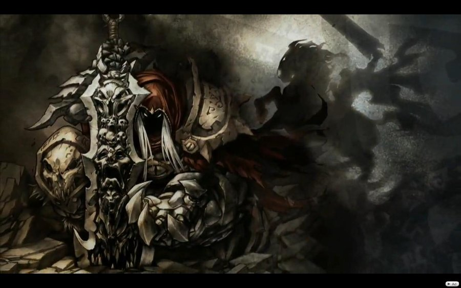 Darksiders wallpaper by 1wingedronin