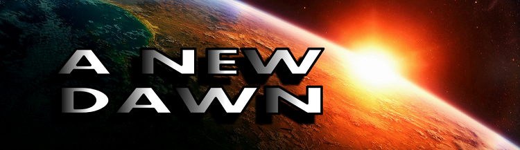 A new dawn banner custom resized