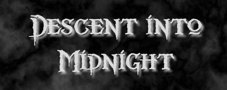 Descent into midnight banner 1