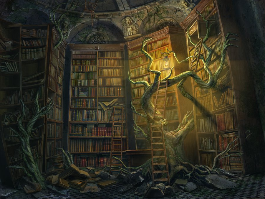 mystic_library_by_evitaer-d6va3sy.jpg