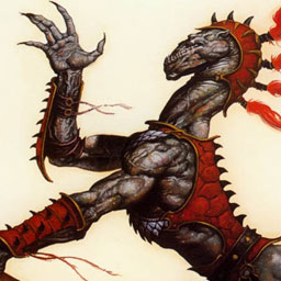 Reptilian Humanoids