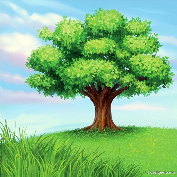Big-tree-vector-material-19637.jpg