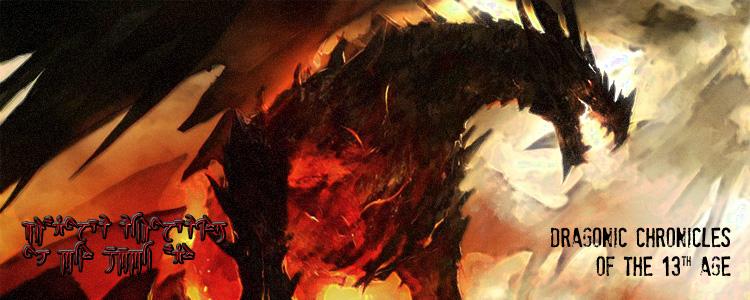 Dragonic chronicles