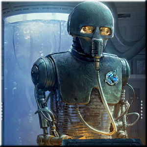 Genetech / Industrial Automaton 2-1B Surgical Droid