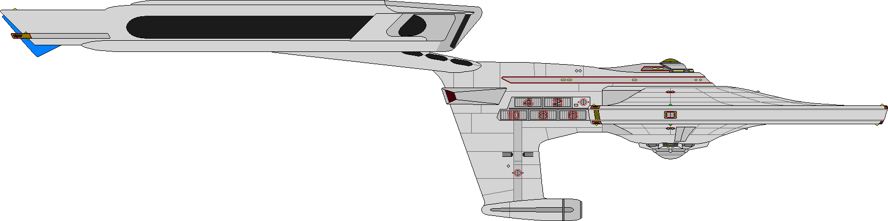 Fighter carrier   hornet class by kelso323 d7ay0s8