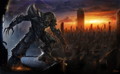 sunset_clouds_transformers_megatron_buildings_fantasy_art_machines_artwork_cities_www.wallpaperno.com_15.jpg